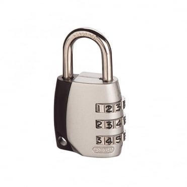 ABUS 155/30 30mm Combination Padlock ( 3 Digit)