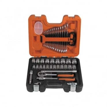 S400 Socket and Spanner Set 40 Piece 1/2in Drive