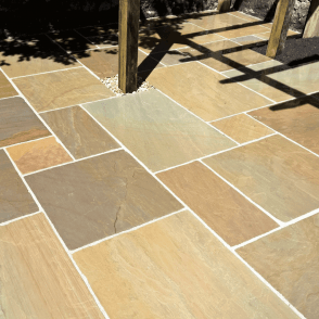 Calibrated Sandstone Mixed Project Pack (15.25m2) - Camel
