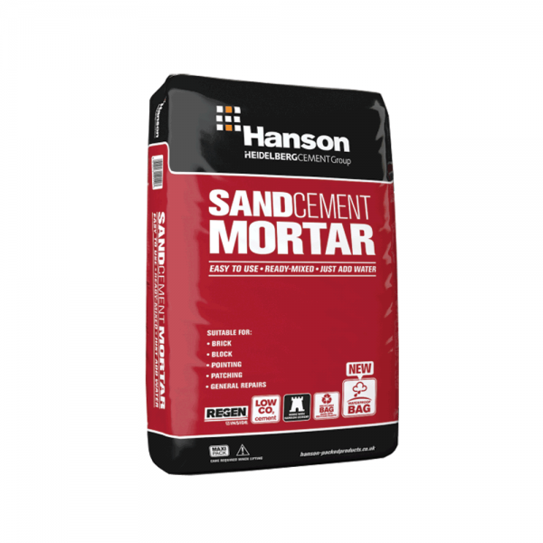 Buy Castle Ready Mix Sand Cement Mortar 25kg Online At Beatsons Direct