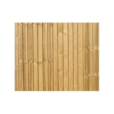 Linelap Fence Panel 1800 x 1800mm