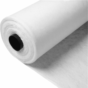 Multitrack 1000 Non Woven Fabric (White Roll) - 4.5x100mtr