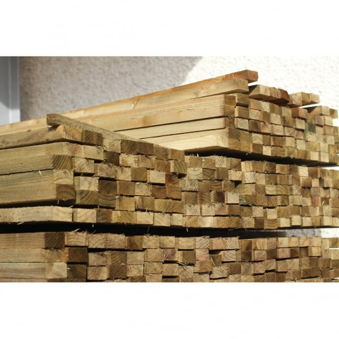 Whitepine Sawn Treated (4 8m lengths)