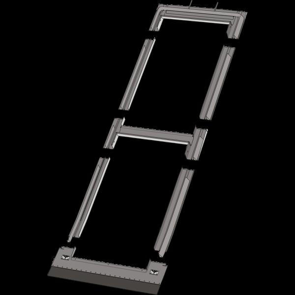 Keylite Bi Lite Tile Flashing