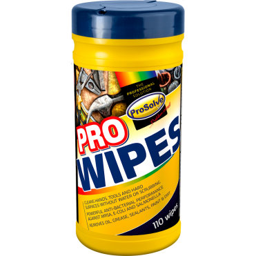 Prosolve Pro-Wipe Tub (Pack of 110)
