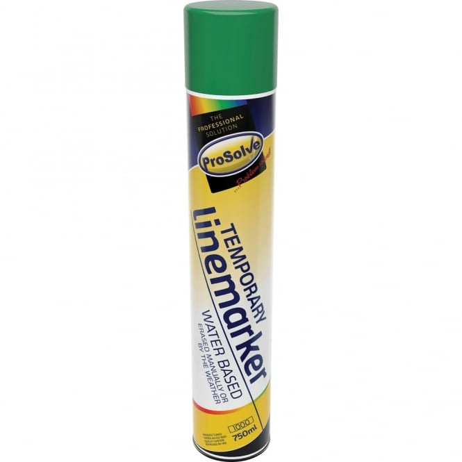 Blue Diamond Prosolve Temporary Marker Green 750ml (Box of 6)