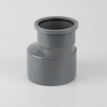 110mm Soil Pipe To 160mm Drain Connector
