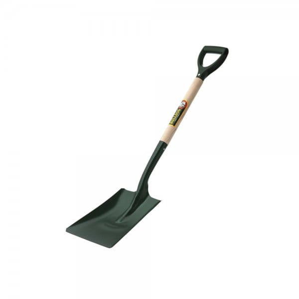 Open Socket Square Shovel No 2pd 2sm2t