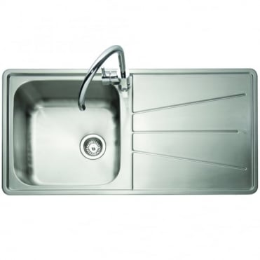 Caple Blaze 100 Stainless Steel (BZ100)