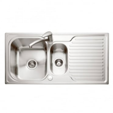 Dove 150 Stainless Steel Sink