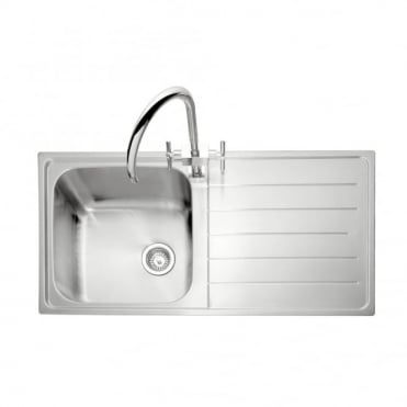 Caple Lyon 100 Stainless Steel (LY100SS)