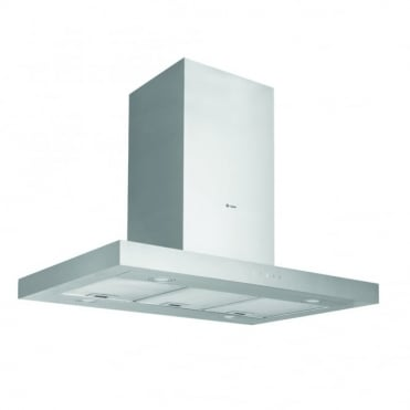 Stainless Steel Island Hood Extractor (BXi911)