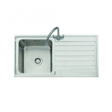 Caple Vanga 100 Stainless Steel (VA100)