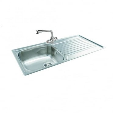 Contessa 100 Stainless Steel Sink