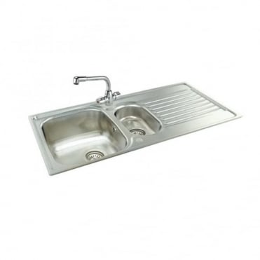 Contessa 150 Stainless Steel Sink