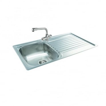 Contessa 90 Stainless Steel Sink