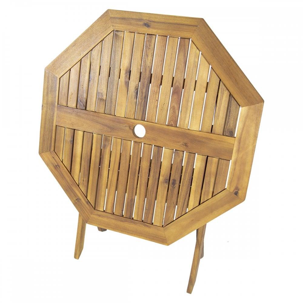 Remarkable Acacia Wood Garden Furniture Hardwood Octagonal Dining Table Download Free Architecture Designs Osuribritishbridgeorg