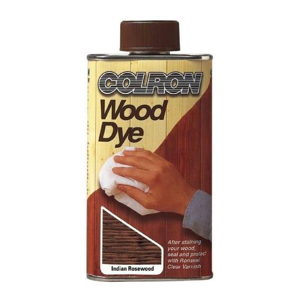 Ronseal Colron Wood Dye 250ml Painting Tiling