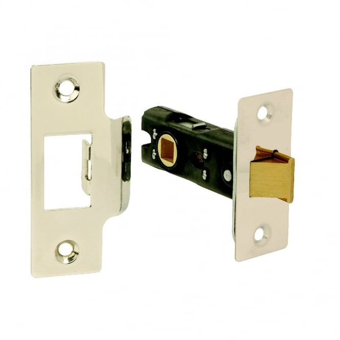 Dale Hardware PSS 76mm CE Tubular Mortice Latch - (Bolt Through)