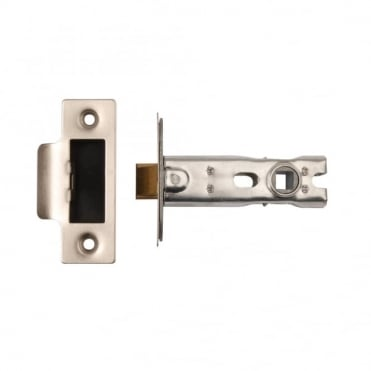 SSS 76mm CE Tubular Mortice Latch - (Bolt Through)