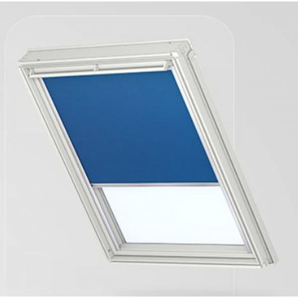 Dkl blackout blind cobalt blue for Velux customer support