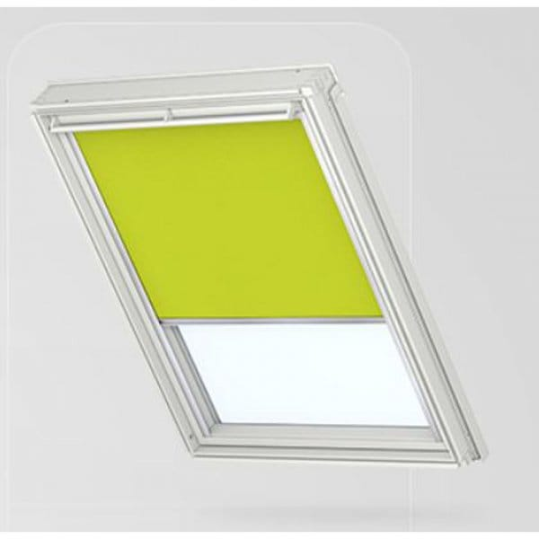 Dsl Solar Blackout Blind Lime Green