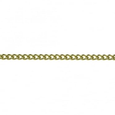 0.8mm Curb Chain Bp 20M/Mini Reel - 20m
