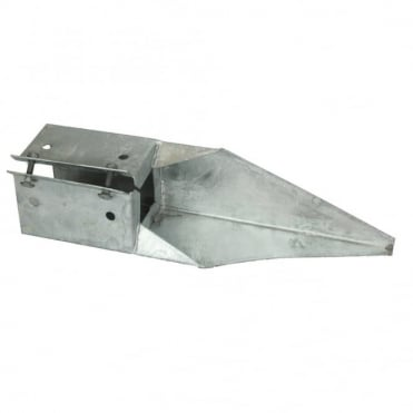 100mm Galvanised Repair Spur (Box of 10)