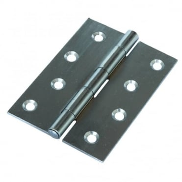 1838 Butt Hinge F Pin 75 x 49 Self Colour (Box of 10)