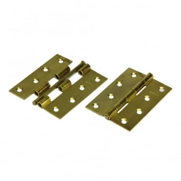 1840 Butt Hinge R Pin 75 x 49 Self Colour (Box of 10)