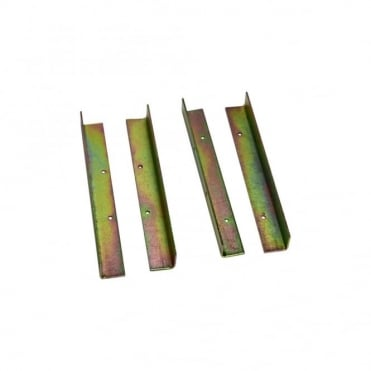200mm Yellow Passivated (YP) Post Extender (Box of 30)
