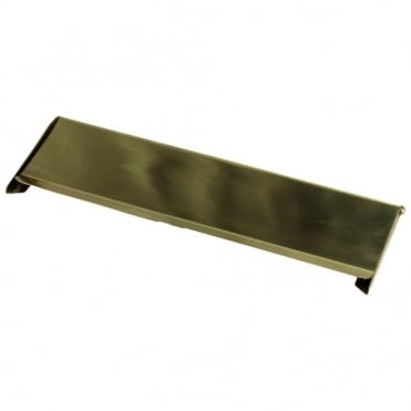 279 x 76mm Brass Internal Letter Tidy (Pack of 10)