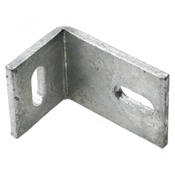 Eliza Tinsley 3inch x 2inch x 1/4inch Galvanised Angle Cleats (Box of 50)