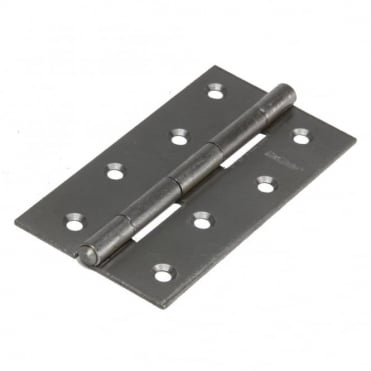 5050 Butt Hinge Ms Narrow 100 x 58 Self Colour (Box of 5)