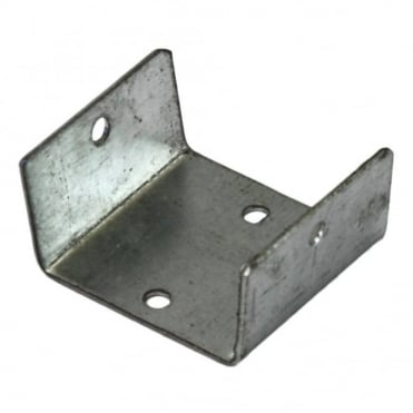 52mm Galvanised Panel Clip (Box of 200)