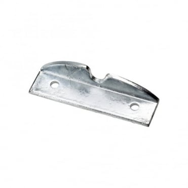 6inch Galvanised Central Closing Gate Catch (Box of 5)