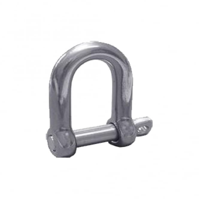 Eliza Tinsley 6mm Stainless Steel Dee Shackle (Box of 5)