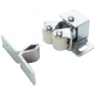 Bright Zinc Plated (BZP) Double Roller Catch (Boxes of 10)