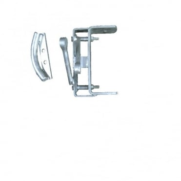 Galvanised Easy Open 2 Way Sl Gate Catch