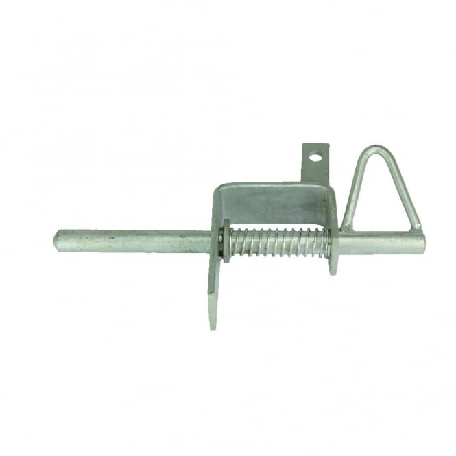 Eliza Tinsley Galvanised Spring Latch (Assembly Only)