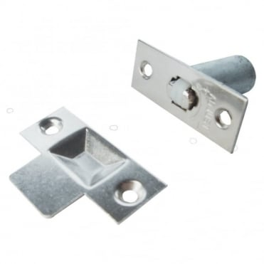 Nickel Plated Adjustable Roller Catch