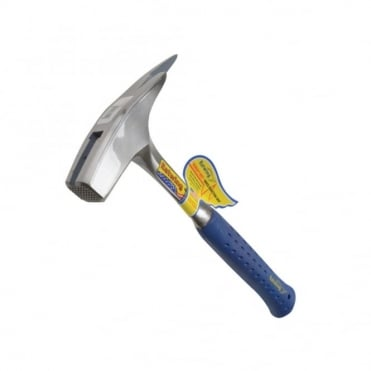 E3/239MM Roofers Pick Hammer Milled Face-Vinyl Grip