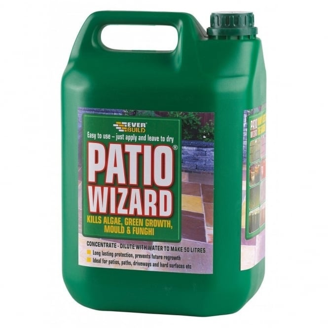 EverBuild Patio Wizard 5 Litre
