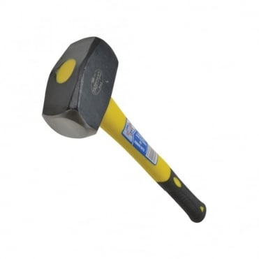Club Hammer 1.81kg (4lb) - Long Shaft Fibreglass Handled