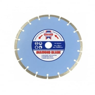 Contract Diamond Blade 22mm x 230mm