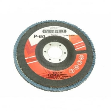 Flap Disc 127mm Coarse
