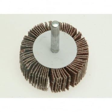 Flap Wheel 50 x 20mm Coarse 40 grit