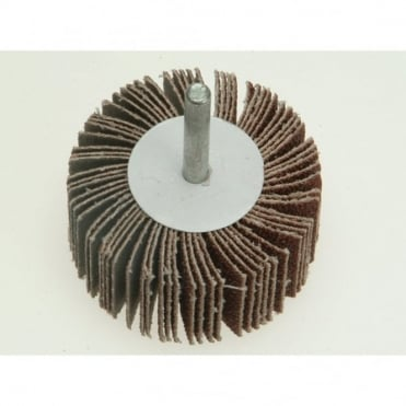 Flap Wheel 60 x 30mm Coarse 40 grit