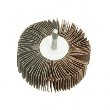 Flap Wheel 80 x 30mm Coarse 40 grit