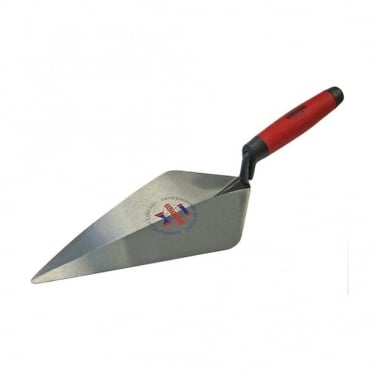 Forged Brick Trowel 280mm (11in) Soft Grip Handle